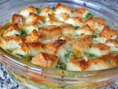 Baby Food Recipes, Quiche, Cauliflower, Macaroni And Cheese, Avocado, Vegetables, Breakfast, Ethnic Recipes, Kitchens