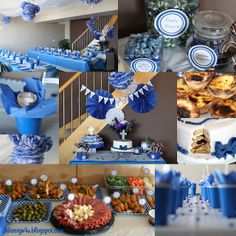 communion decorating ideas | ... family, great party!... and the decor wasn't bad either... hehe