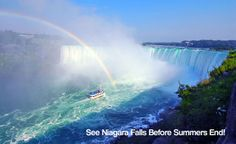 Niagara Falls Labour Day Weekend Events