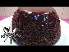 A Geek's Guide to Easy Microwave Cooking:Episode 67:Chocolate Molten Lava Cake - YouTube