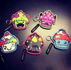 Cupcake pockets