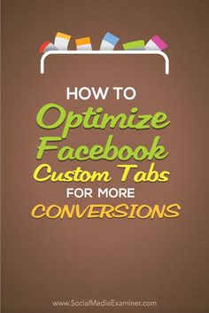 Supporting your Facebook custom tab with complementary Facebook ads will drive more views and deliver more conversions. In this article you'll discover how to combine Facebook custom tabs with Facebook ads to boost conversions.