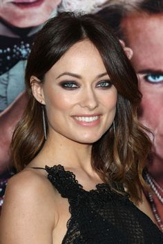 Give Your Smoky Eye A Kick With These Fresh New Looks #refinery29  http://www.refinery29.com/44500#slide3  This smoky plum shade makes Olivia Wilde's eyes look so bright that they're almost 3D, but in a gorgeous, soft way. Here, Wilde is the master of the casual sexpot look that we're always trying to achieve for a party or big date. That gorgeous burgundy shadow is from Revlon's ColorStay 16H Eyeshadow Quad in Precocious.  Photo:  Jim Smeal/BEImages