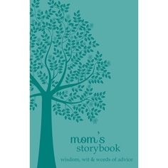 Be inspired with our selection of LDS Journals including this Mom's Storybook: Wisdom, Wit, and Words of Advice. Affordable LDS gifts, fast shipping, and customer service! Family Proclamation, Lds Books, Pedigree Chart, Lds Scriptures, Lds Art, Keeping A Journal, Word Of Advice, Book Journal, Cool Tools