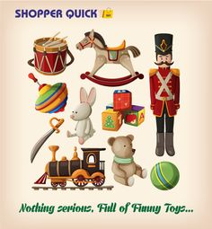 Buy Baby & Kids Toys and Accessories, Like Musical Toys, Learning & Activity Toys, Soft Toys, Play Games, Play House, Dolls & Dollhouses, Pull Along Toys at Lowest price Online Shopping in India and Big Collections with FREE Delivery & COD Available @ #SHOPPERQUICK  #Visit the Store : https://shopperquick.com