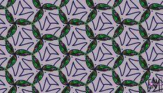 Title  Little Something For The Nest  Artist  Elizabeth McTaggart  Medium  Digital Art - Digital Art #tessellations #fun #cards
