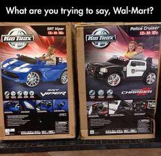Wal-mart subliminal message…