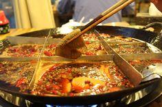 Chongqing spicy hotpot