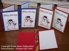 Karen's Cards n Stamps Stampin' Up! in Belleville On: Craft Sale goodies