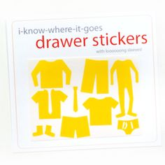 i-know-where-it-goes drawer stickers (not sure how well they peel off, but i like the idea) Toddler Boy Fashion, Toddler Outfits, Baby Boy Outfits, Kids Outfits, Kids Clothes Uk, Kids Clothes Australia, Latest Fashion For Girls, Kids Clothing Brands, Family Organizer