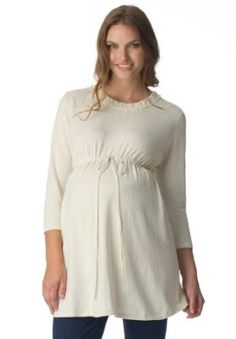 Warmer maternity clothes