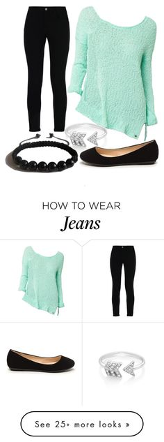 """Mint Milady"" by elli-jane-xox on Polyvore featuring EF Collection, STELLA McCARTNEY and Shamballa Jewels"