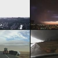 From an EF4 tornado in Illinois to Hurricane Patricia, the strongest on record, we take a look back the scariest and most devastating storms of 2015.