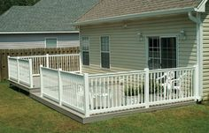DIY Steps for Building a Deck Over a Patio Slab: The Low Down on Low Decks - Extreme How To