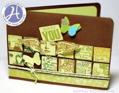 Hampton Art Blog | TGIF: Just for you... just because card