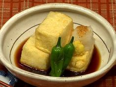 How to Make Agedashi Tofu | Cooking With Dog | Japanese cooking show hosted by a poodle named Francis!