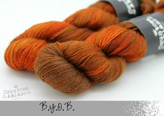 Here you'll find an alphabetised list of repeatable colourways dyed by Countess Ablaze. Due to the nature of the hand dyeing process, dye lotswill look sligh