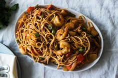 [Mixed Red Curry & Coconut Noodles] + Click For Recipe!  #easy #recipes #quick
