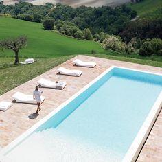 Italian Villas: Casa Olivi; Treia, Le Marche