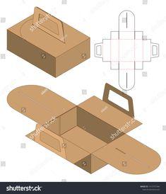 Food Packaging Design, Packaging Design Inspiration, Packaging Dielines, Diy Gift Box, Diy Box, Box Packaging Templates, Box Design Templates, Paper Box Template, Cardboard Packaging
