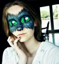 Make up. I wish I could do this.