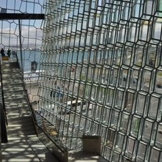 Harpa Concert Hall: Atriums can be the heart of the building. Great atriums provide social gathering and interaction between people. Bright atriums extend the light to the buildings which brings more welcoming atmosphere to the users.