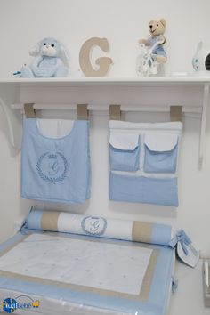 beautiful ideas for baby changers Quilt Baby, Baby Bedroom, Baby Boy Rooms, Kit Bebe, Baby Needs, Baby Crafts, Baby Decor, Baby Sewing, Baby Patterns