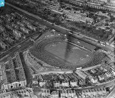 Fulham, inter-varsity sports at Stamford Bridge, 1929