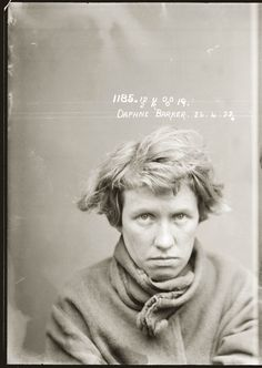 Public Domain Images – 1920′s Vintage Mugshots NSWPD Special Photographs - Public Domain Images | Free Stock Photos | Public Domain Images | Free Stock Photos