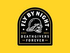 Creative Badge & Emblem Logo Designs for Inspiration - 6