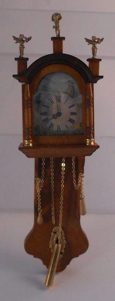 Hollandisch Clock by Hermann Straeten