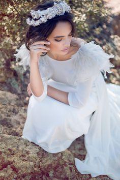 Colección novias 2016. Matilde Cano