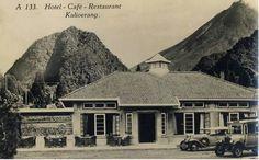 Hotel Kaliurang, 1930