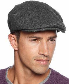 Country Gentleman Hat, Wool-Blend Ivy Cap