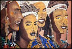 """# 8 (Precio 520 €)  ---  LÁMINA: 1000 x 710  ÁREA PINTADA: 740 X 505  ---  Serie """"África""""  ---  """"somos felices por lo que perseguimos no por lo que realmente tenemos"""".  ---  Cuadros de Ágreda  ---  Marchando Arte  by Carmen Nikol  ---  marchando.arte@gmail.com"""