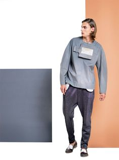"""Mai Gidah - The Mai Gidah Spring/Summer 2015 lookbook fuses """"nature and art"""" together with its dynamic sportswear looks. The collection embodies an..."""