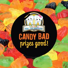 Trade your kids' candy with us! Get a prize.   Palm Valley Pediatric Dentistry   www.pvpd.com #health #club #party #weekend #livemusic #NationalDessertDay #FlashbackFriday #FridayFeeling #dentistry #smile #dental #healthcare #teeth #dentist #diet #gym #motivation #fitfam #recipe #recipes #healthy #yummy #cooking #cook #yum #nomnom #instafood #foodie #delicious #pediatricdentist