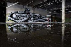 Brilliant examples of beautiful graffiti artworks. And you might also like: Faces in Graffiti pics) Bathroom Graffiti pics) Thought Provoking Graffiti pics) Amazing Animal Graffi Graffiti I, Graffiti Artwork, Urban Street Art, Urban Art, Sheffield Art, Beautiful Graffiti, Bathroom Graffiti, Modern Metropolis, Street Artists
