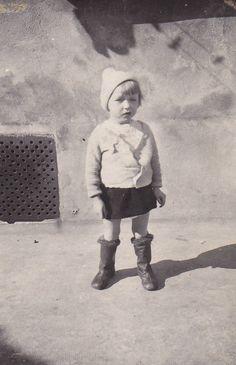 0065cce2c Items similar to Vintage Antique 1930 30s old French real photography black    white girl child on Etsy
