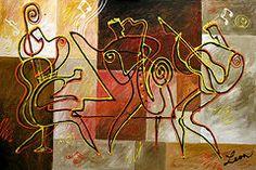Jazz Art - Smooth Jazz by Leon Zernitsky
