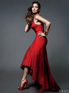 Jennifer Lopez Vogue Abril 2012---i fricken love JLO