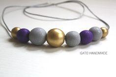 """GATO Handmade: Noua colectie de coliere STAR DUST """"Double Wear-We..."""