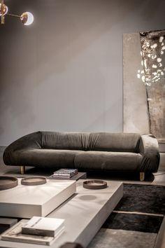 Marvelous FOLD Sofa by Baxter Architonic