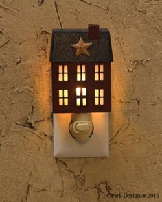 Home Place Night Light by Park Designs