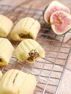 Photo 2 de recette Sablés aux figues - Marmiton