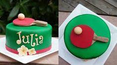 """Résultat de recherche d'images pour """"gâteau tennis de table"""""""