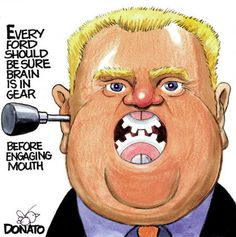 There are no words Rob Ford, Humorous Pictures, Comedy, Lol, Make It Yourself, Words, Funny Shit, Canada, Fictional Characters
