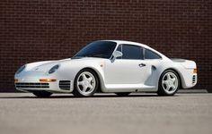 1988 Porsche 959 Sport (Photo: Mike Maez)