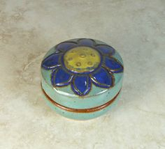 Sunflower jewelry box, tooth fairy box op Etsy, 18,59 €