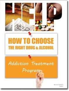 Awesome How to Choose The Right Drug and Alcohol Treatment Program   Addiction Check more at http://ukreuromedia.com/en/pin/14273/